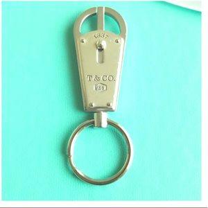 Tiffany Key Ring Authentic